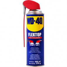 WD-40  MULTIUSO FLEXTOP 500ML (BICO INTELIGENTE)