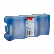 GELO ARTIFICIAL RUBBERMAID  BLUE ICE CAN COOLER