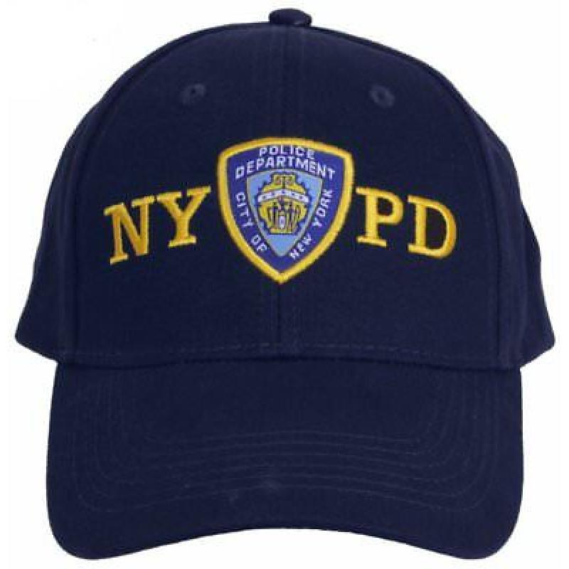 BONÉ USAF NYPD - POLICIA NEW YORK (Ref. 203) 9d37f46af91