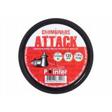 CHUMBINHO POINTER ATTACK 5.5mm (CX.C/125UN)