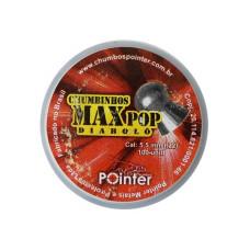 CHUMBINHO POINTER MAX POP DIABOLÔ 5.5MM (CX.C/100UN)