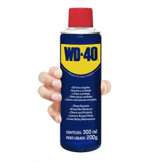 WD-40 MULTIUSO 300ml AEROSSOL 200g