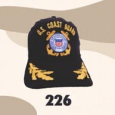 BONÉ USAF GUARDA COSTEIRA EUA (Ref.:226)