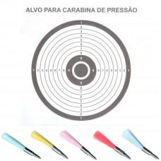 SETA BVN 4.5mm PARA ARMA DE PRESSÃO