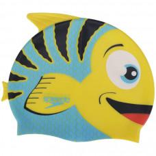 TOUCA FISH CAP SPEEDO AMARELA
