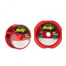 LINHA ARATY RED SPIDER 0.55MM 300M 41LB-18.4KG