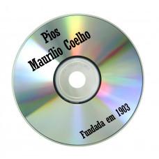 PIO Maurílio Coelho - 51 CD com o canto de todos os pios