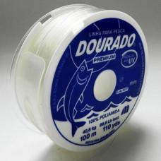 LINHA DOURADO 0.60MM(PC-100M)
