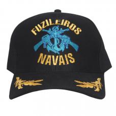 BONÉ USAF FUZILEIROS NAVAIS (Ref.:214)