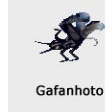 ISCA FISHTEX - GAFANHOTO