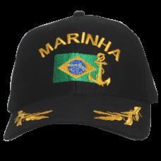 BONÉ USAF MARINHA BRASIL (Ref.:220)