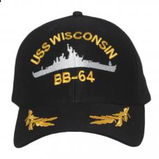 BONÉ USAF USS WISCONSIN (Ref.:221)